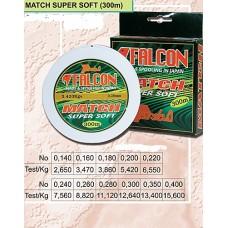 LENZA FALCON MATCH SUPER SOFT DA MT.300